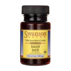 Olej z amarantusa